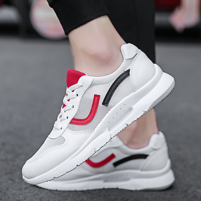 New Breathable Lightweight Running Sneakers for Men Women Jogging Walking Sports low cut comfortable light weight Athletic