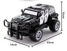 Electric cars Дети моделирования игрушки взрыв SWAT высокоскоростной внедорожных бензин бак модели