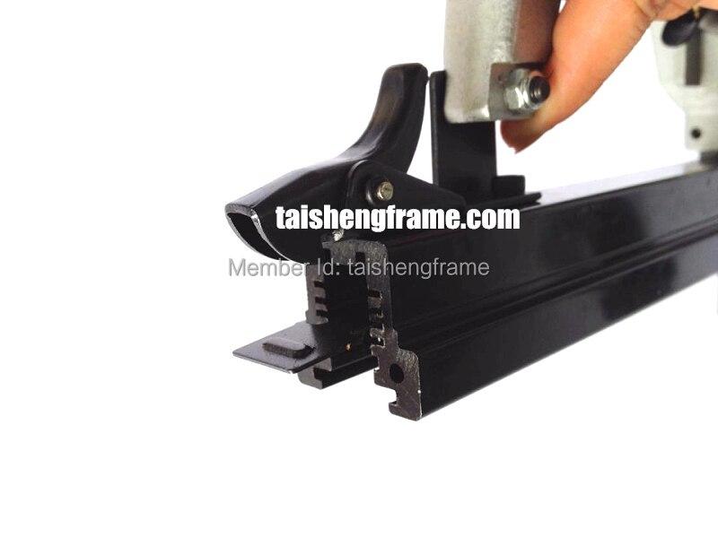 edge v1015 v nail gun wedges vnail driver picture frame joining ...