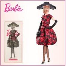 จำกัดรุ่นคอลเลกชันตุ๊กตาบาร์บี้คลาสสิกEra FJH77ชุดของขวัญสาวเจ้าหญิงชุดของเล่นตุ๊กตาวันเกิดของขวัญFJH53