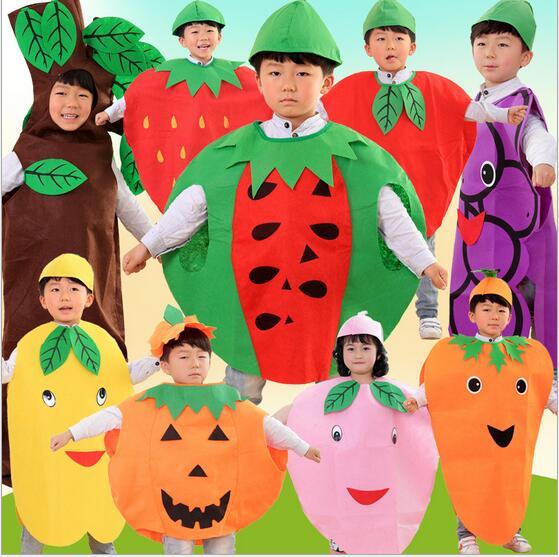 Fruit Halloween Costumes For Kids
