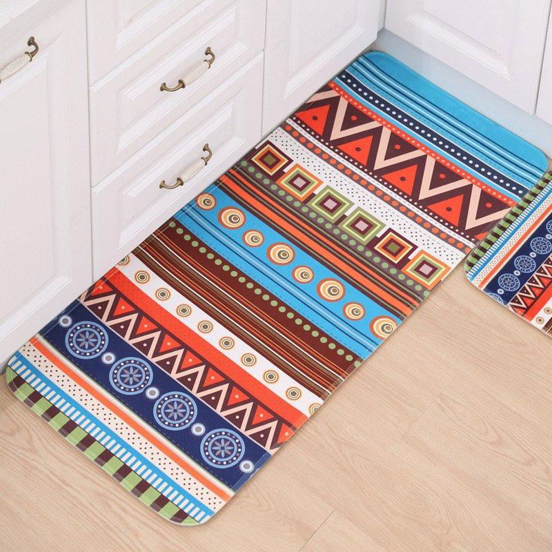 Non-Slip Room Area Rug Printed Welcome Floor Mats Doormat Balcony Door Mats for Kitchen Carpets Home Living Room Bedroom