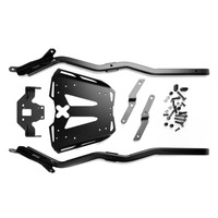Areyourshop Motorcycle Luggage Rack Rear Extended Carrier Plate Kit For Kawasaki Z900 ABS 2017 2018 Motorbike Accessories