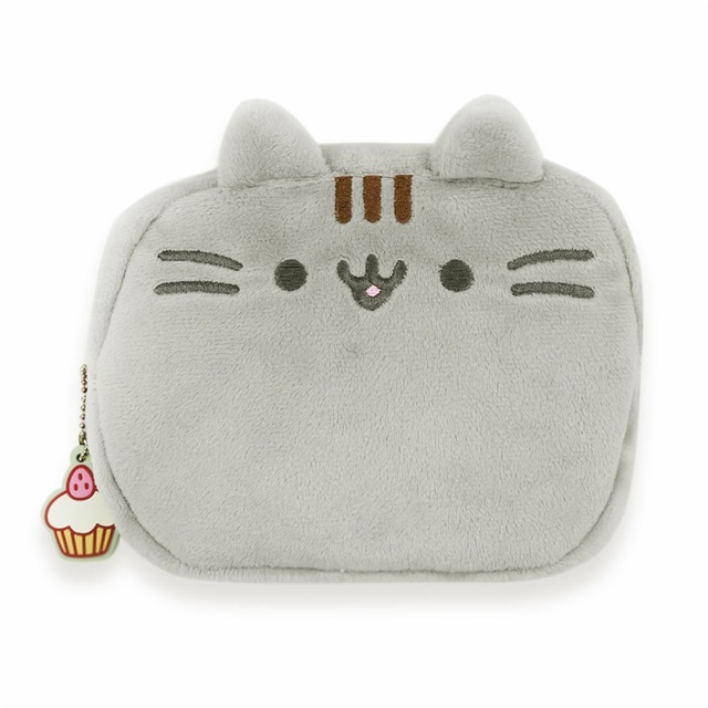 Hot Cartoon Kitty Cat Cosmetic Bag Portable Women Makeup Organizer S Toiletry