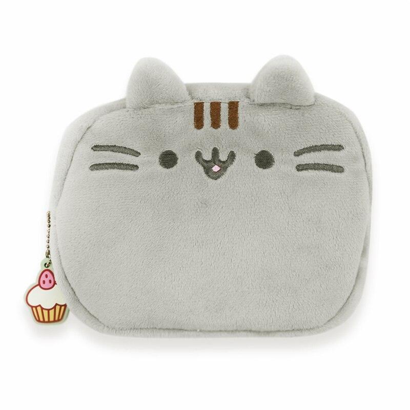 Vendita calda Del Fumetto del Gatto del Gattino Sacchetto Cosmetico Portatile Delle Donne del Sacchetto Dell'organizzatore di Trucco Ragazze Sacchetto Cosmetico Toilette Kit Da Viaggio sacchetto di Immagazzinaggio