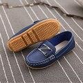 2016 Primavera Outono Mais Recente Moda Os Sapatos de Crianças Para O Menino Meninas Sapatilha Crianças Sapatos Azul + vermelho + Brown + branco Eur 21-36