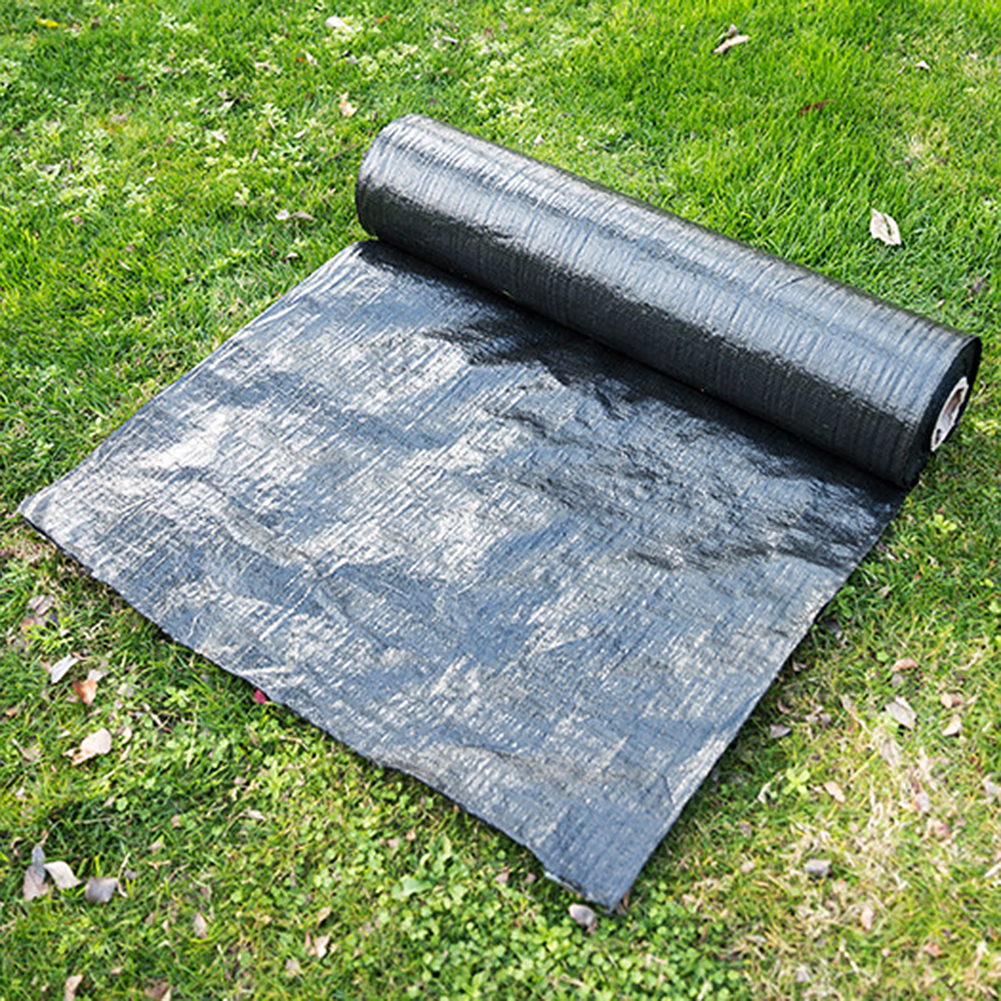 0.8*5m Fabric Anti Weed Barrier Agriculture Ground Cloth Cover Garden Mats Keep Your Place Clear And Neat