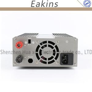 Image 2 - Fuente de alimentación Digital ajustable compacta de alta eficiencia DC 32V 32A OVP/OCP/OTP fuente de alimentación de laboratorio + juego de conector DC de CPS 3232