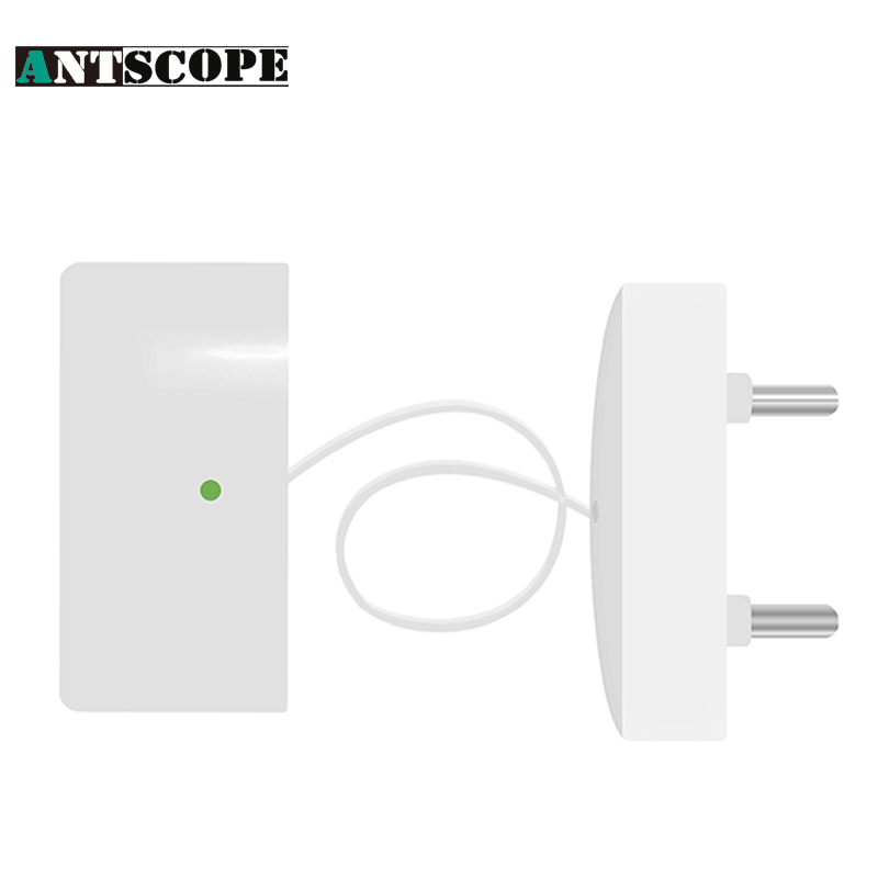 Antscope Water Sensor ABS Wireless Water Leak Detector Water Sensor Alarm Leak Alarm Home House Security Alarm System russia ukrain romania water leak detector home alarm equipment and auto water shut off system with 1pc 1 2 valve dn15