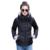 2016 mulheres Jaqueta de Inverno Plus Size Mulheres Parkas Engrossar sólida Outerwear Casacos com capuz Curto Feminino casaco Fino de Algodão acolchoado básico tops