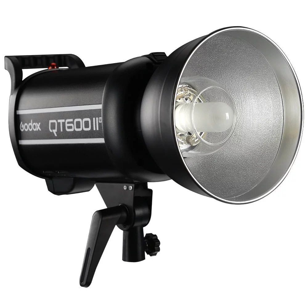 Godox QT600II 600W 600WS GN76 1/8000s High Speed Sync Flash Strobe Light with Built in 2.4G Wirless System