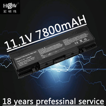 HSW ноутбук Батарея для Dell Inspiron 1520 1521 1720 1721 Vostro 1500 1700 451-10477 FK890 FP282 GK479 GR995 KG479 NR239 TM980