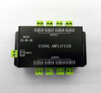 DC5V 24V Signal Amplifier Via SPI Output Signal Symphony 8 Control Group Amplifier For Music Controller
