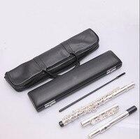 Высокое качество Флейта Сделано в Японии 211SL музыкальный инструмент флейта 16 над C Tune и E Key флейта музыка professional бесплатная доставка