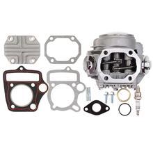 GOOFIT 47mm 70cc Engine Cylinder Piston Rings Gasket For HONDA ATC70 CRF70 CT70 TRX70 XR70 Motorcycle Dirt Bike Parts R052-002 цена