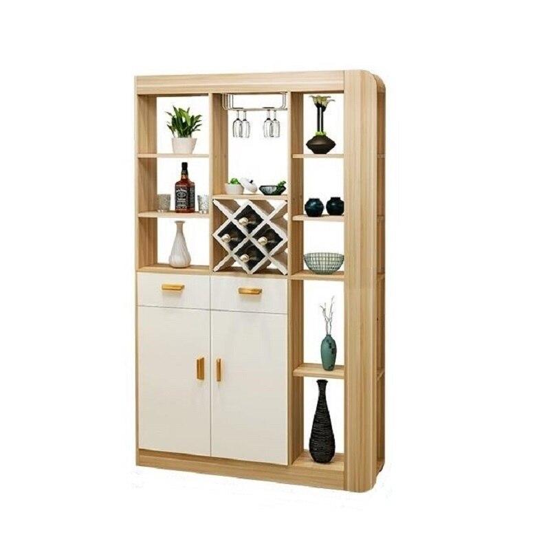 Vinho Mesa étagère de Table d'hôtel Meja Vetrinetta Da Esposizione Meble Kast stockage meubles commerciaux Bar à vin