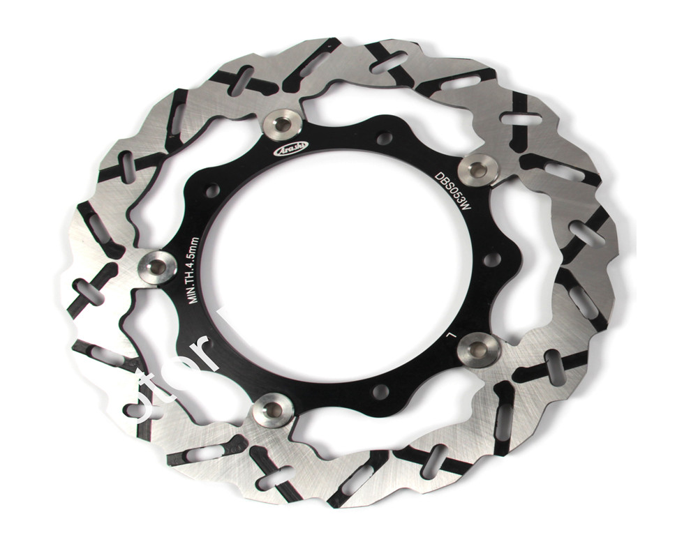 Front Brake Disc For Yamaha YP G GRAND MAJESTY 250 2004 2005 Motorcycle Brake Disk Rotor CNC Aluminum YP250 YP400 400 04 05 motorcycle cylinder kit 250cc engine for yamaha majesty yp250 yp 250 170mm vog 257 260 eco power aeolus gsmoon xy260t atv page 4