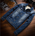 Men's Branded Designer Jackets Winter Jeans Jacket Men  Denim Coats M-3XL
