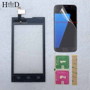 Image 2 - 4.0 Mobile Touch Screen For ZTE Kis 2 Max V815 V815W Touch Front Glass Sensor Touch Panel Digitizer Touchscreen Protector Film