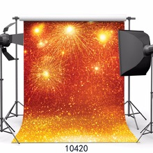 SHENGYONGBAO Art Cloth Custom Photography Backdrops Prop New Year Theme Background 10420