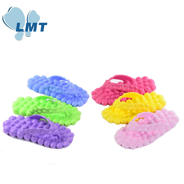 40ff384ddb6e Alibaba online shop China colorful Bubble EVA slipper wholesale massage  slippers women flip flops