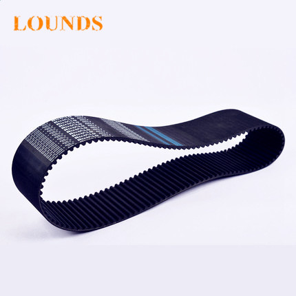 Free Shipping 1pcs  HTD2400-8M-30  teeth 300 width 30mm length 2400mm HTD8M 2400 8M 30 Arc teeth Industrial  Rubber timing beltFree Shipping 1pcs  HTD2400-8M-30  teeth 300 width 30mm length 2400mm HTD8M 2400 8M 30 Arc teeth Industrial  Rubber timing belt