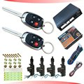 Hot selling Remote central lock ,KEYLESS ENTRY SYSTEM,car key remote with 4 functional keys,1 master,3 slaves,trunk release