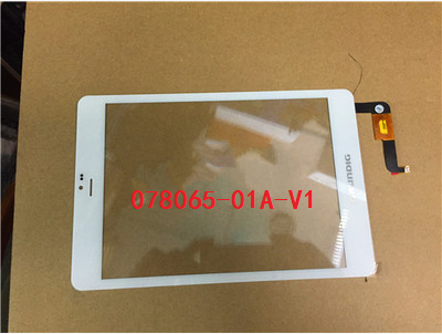 все цены на 078065-01A-V1 New original 7.85 inch tablet capacitive touch screen free shipping онлайн