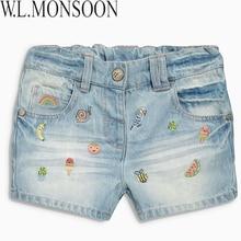 Шорты для девочек Baby Girl Shorts