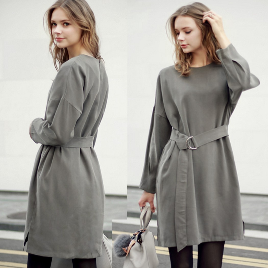 Popular Long Sleeve Winter Dresses-Buy Cheap Long Sleeve Winter ...