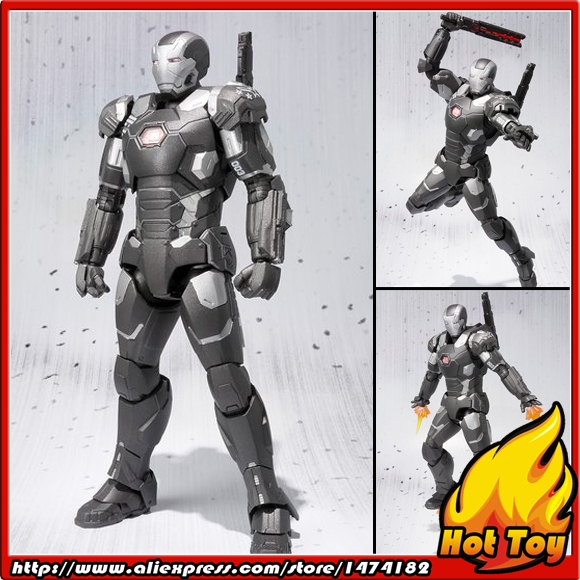 100% Original BANDAI S.H.Figuarts (SHF) Exclusive Action Figure - War Machine Mark 3 / MK3 from Captain America: Civil War the history of england volume 3 civil war