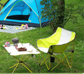 Outdoor camping fishing folding chair portable folding stool chair seat driving beach barbecue chair