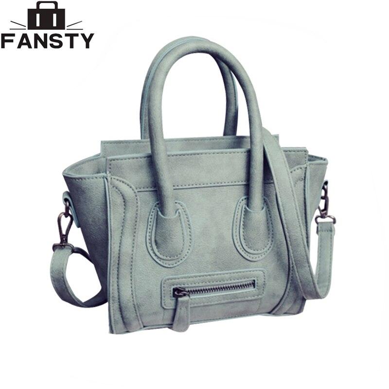 New  Fashion Women Shoulder Bag Female PU Leather Casual Shoulder Bag Brand Desi