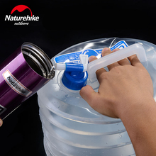 NatureHike Outdoor Collapsible Drinking Water Bag
