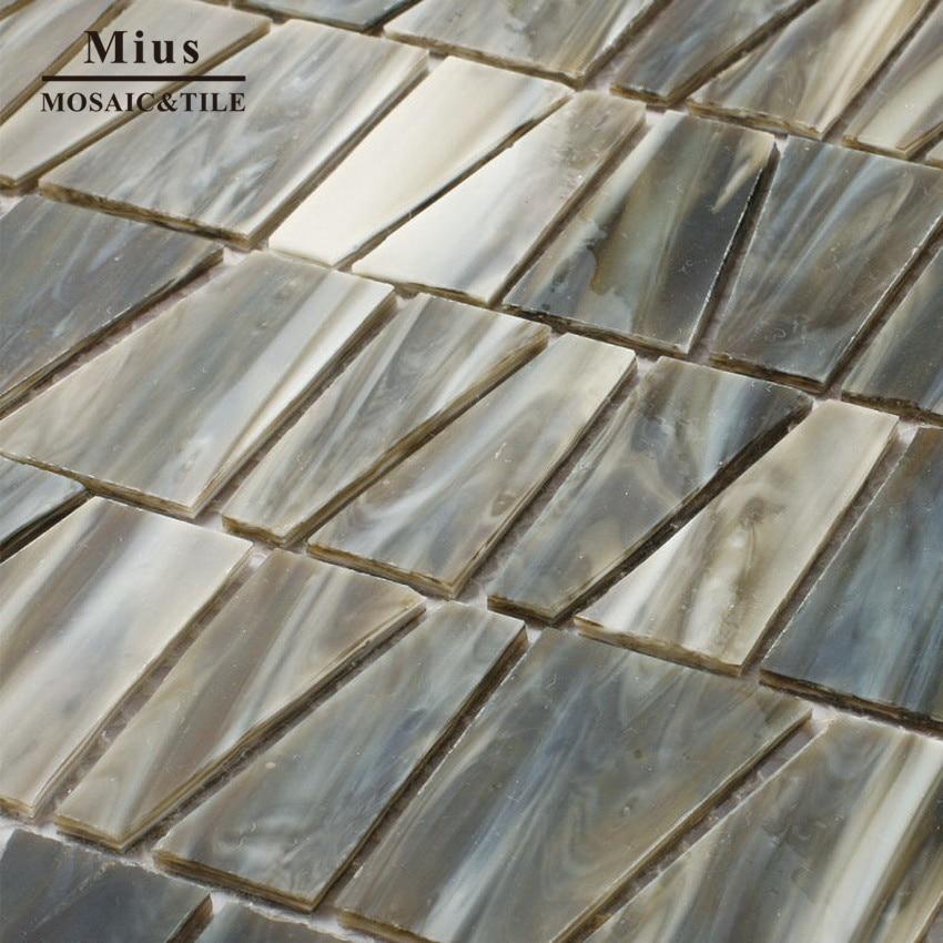 Backsplash Tiles Stained Gl Mosaic