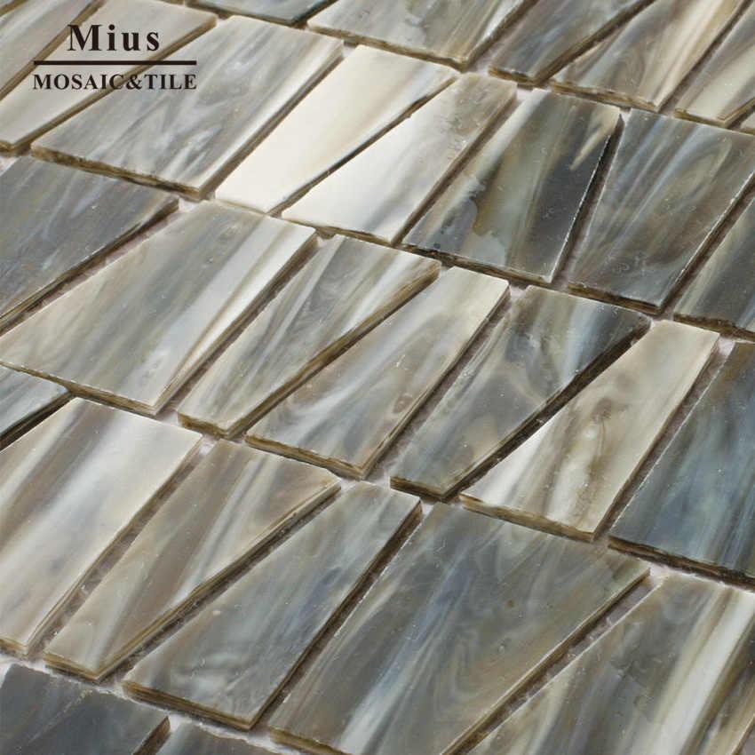 Italian Designs Backsplash Tiles Stained Glass Mosaic For ...