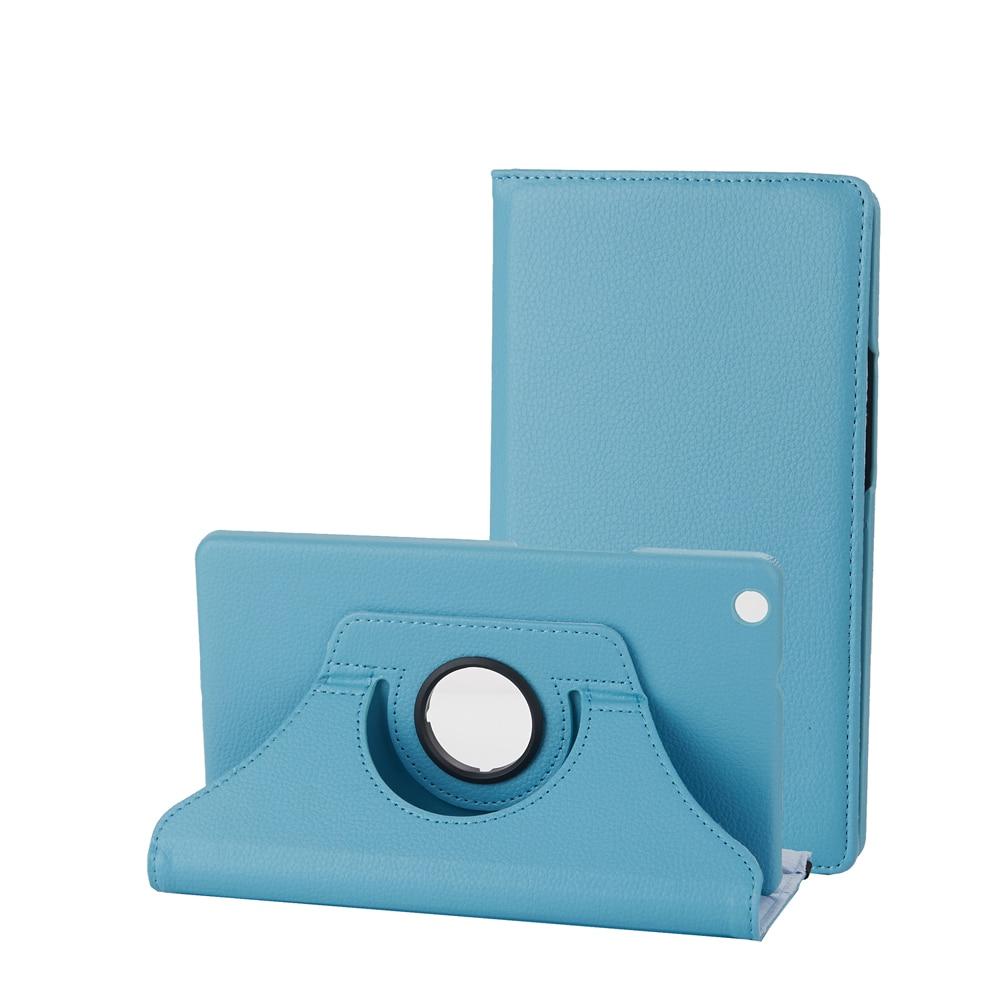 купить Rotary 360 Degree Rotating Litchi Folio Stand PU Leather Skin Cover Case For Huawei Mediapad M3 Lite 8.0 CPN-W09 CPN-AL00 Tablet недорого