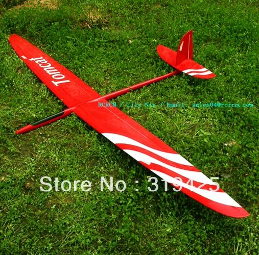 Tomcat fiberglass composite rc airplane