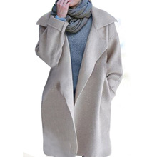 Women Winter Warm Stylish Slim Long Sleeve Knitted Cardigan Jacket Coat Outwear