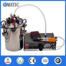 Автоматический распределитель-дозирования компонентов всасывающий клапан дозирования полный количественный дозатор клея оборудования силиконовый клапан