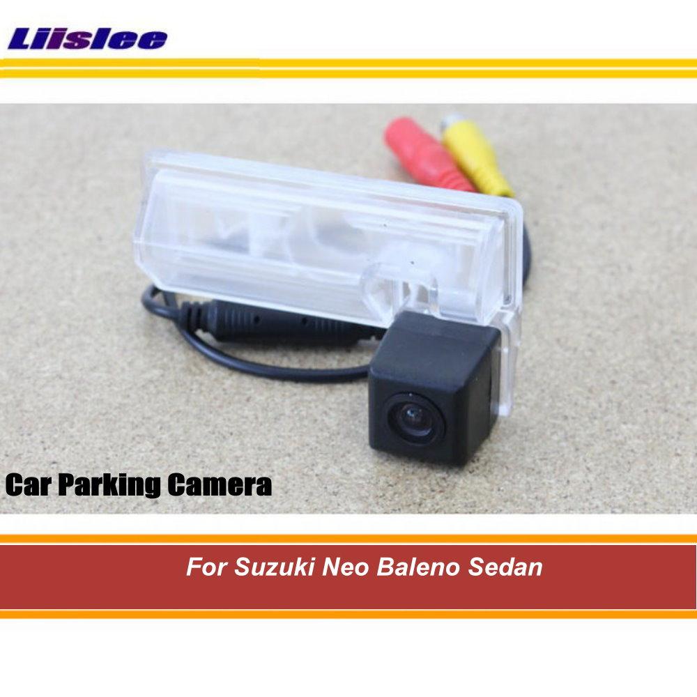 Neo Baleno: Liislee For Suzuki Neo Baleno Sedan / CCD Night Vision