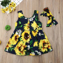 40ac6373be621 Dress for Girls in Sunflower Reviews - Online Shopping Dress for ...