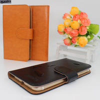 Hot 2017 Leagoo M8 Case 6 Colors High Quality Full Flip Customize Leather Exclusive Cover Phone