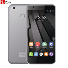 "Original oukitel u7 plus smartphone 5,5 ""hd mt6737 quad-core-handy 2 gb + 16 gbandroid 6,0 13.0mp kamera 4g handy"