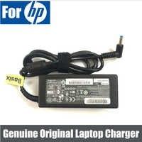 Basix nouveau Original 19.5 V 3.33A 65 W 4.5*3.0 AC adaptateur chargeur d'alimentation pour HP adaptateur pour ordinateur portable pavillon 15 Envy 17