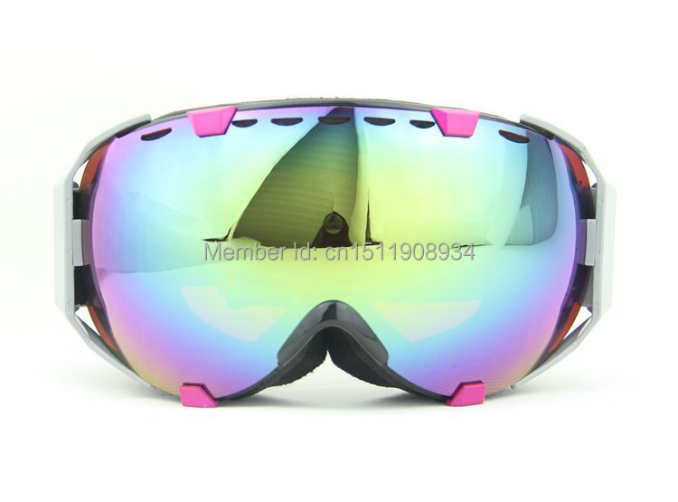 pink ski goggles  Aliexpress.com : Buy Free shipping professional MOTOCROSS Skiiing ...