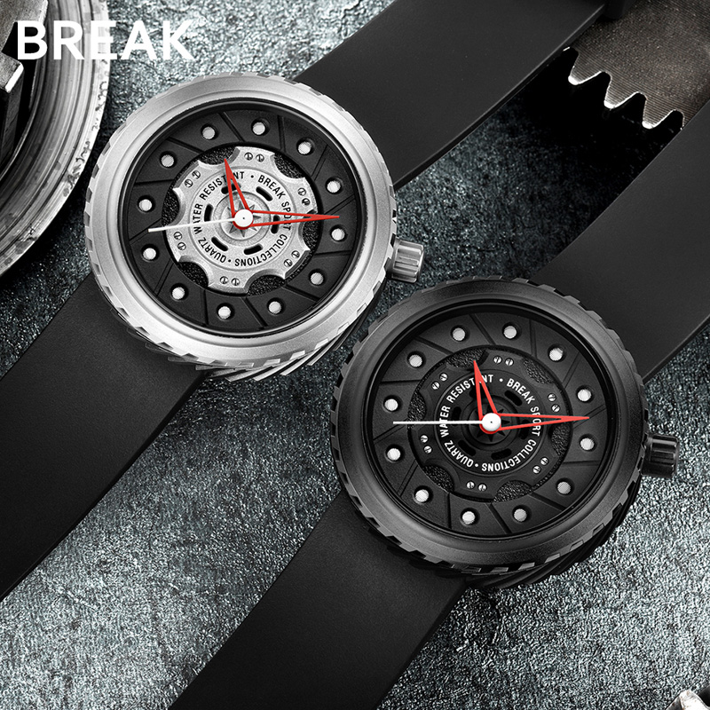 - メンズ腕時計 - 写真 4