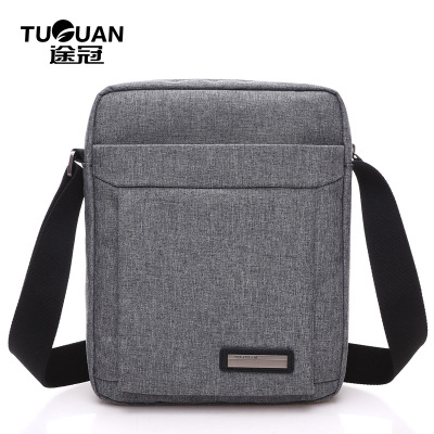 0091 TUGUAN 2017 Business Shoulder bag gift custom male Messenger bag briefcase factory supplies wholesale  цена