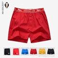 Men's Pants High Quality Brand Boxers Men's Boxer&Shots Loose Mans Underpants,Men Underwear Boxers Cotton Soft And Comfortable.