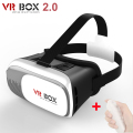"Ones VR Box 2.0 II 3d video Glasses+bluetooth Controller Virtual Reality Google Cardboard  rift for 3.5""- 6.0"" smart Phone"